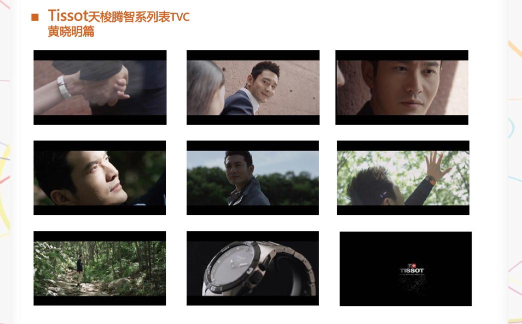 Tissot天梭騰智系列表TVC 黃曉明篇